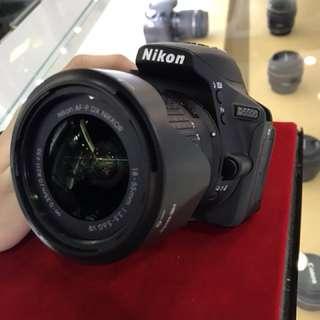 Nikon D5500(18-55mm)SC:1200