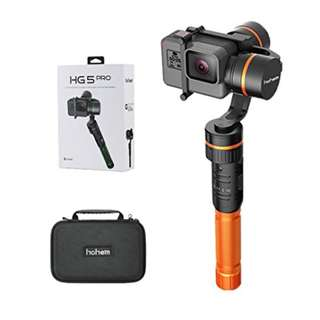 Hohem HG5 PRO 3-Axis Handheld Stabilizing Gimbal Action Camera