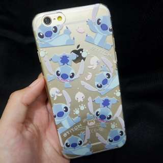 IPHONE 6 CASE DISNEY STITCH