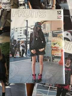 FRUiTS No. 149, 2009 Issue 12