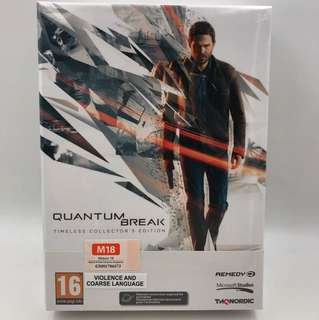 PC Quantum Break Timeless Collector's Edition