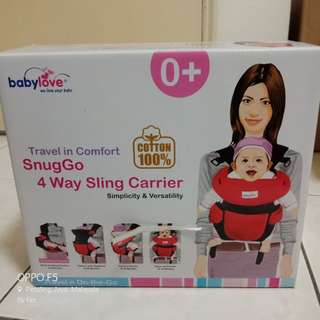 Babylove Baby Carrier