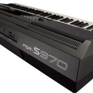 Keyboard PSR S970 Bisa Cicilan Tanpa Kartu Kredit