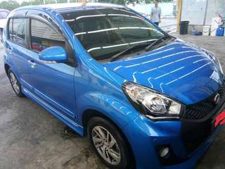 PERODUA MYVI 1.5 ADVANCE CONTINUE LOAN