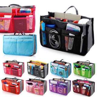 SALE!!! Dual Bag Organizer with print