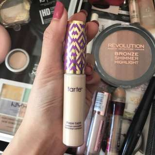 authentic tarte shape tape concealer