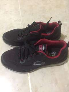 Skechers training air cooled