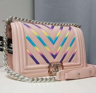 Ready Stock High Gred Quality Chanel Sling Bag