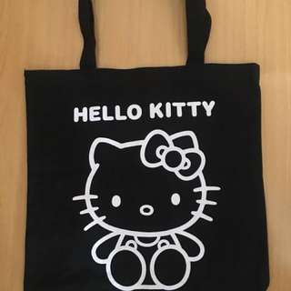 Hello kitty 單肩環保袋