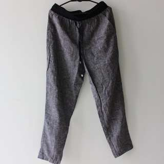 Forever 21 Grey Sweat Pants #Ramadan75
