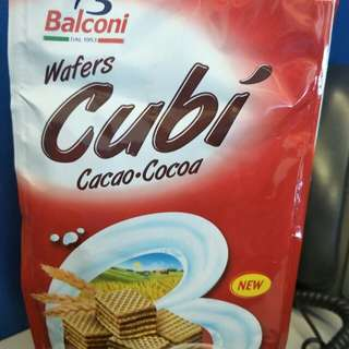 Cubi Wafer