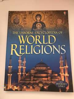The Usborne book of world religion