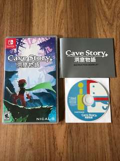 Nintendo Switch Cave Story +