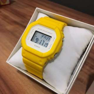 Casio Baby G Limited color