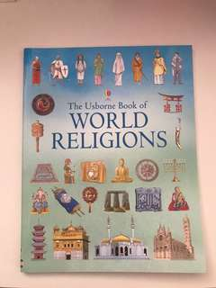 Usborne Books-The Usborne book of world religion
