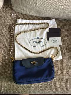💯 Authentic Prada Sling Bag