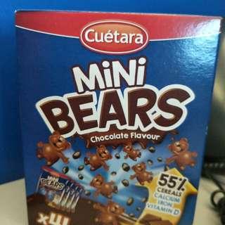 Cuetra Mini Bears