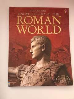The Usborne book of roman world