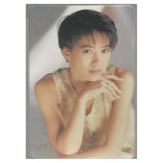 2634-YC,YES CARD.袁詠儀,背面-ANITA 曾演出的電影