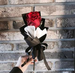 Giant Red rose Flower bouquet