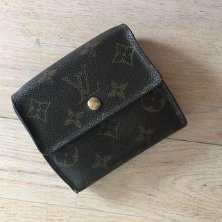 LV 銀包 wallet