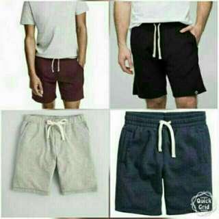 Sweat shorts for men