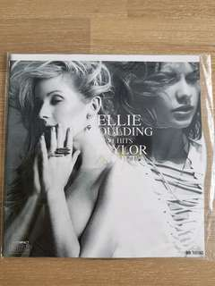 Ellie coulding #1 hits Taylor swift CD