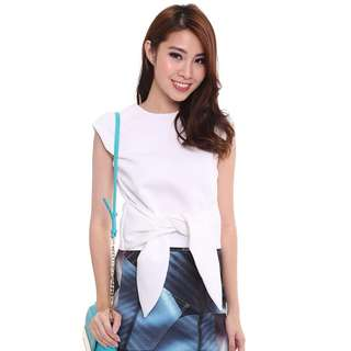 MDS Monika Top in White