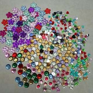 Selling Cheap!!💥 Mixed Craft Embellishments