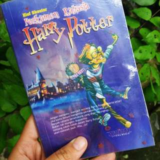 Rahasia HARRY POTTER (by:Hief Skeeter)