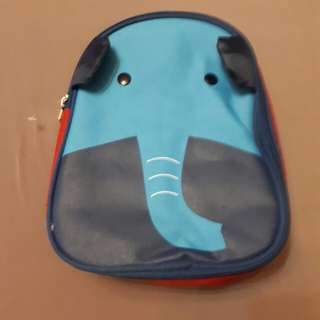Insulated toddler Lunch backpack