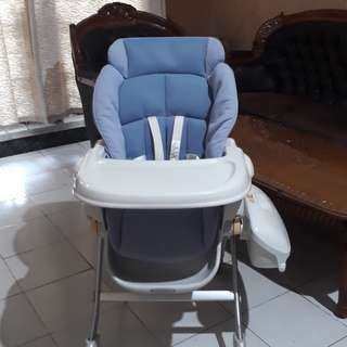 Preloved High chair combi