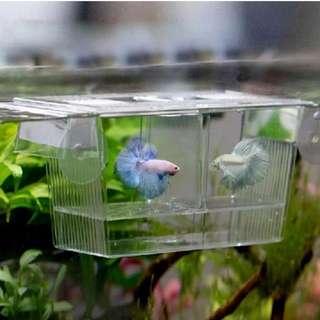 Aquarium fish tank Breeding box