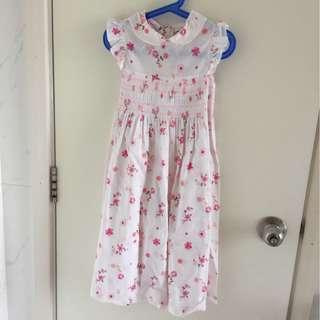 Laura Ashley 100% Cotton Dress for Girls