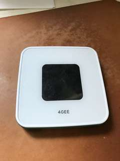 Alcatel pocket WIFI router