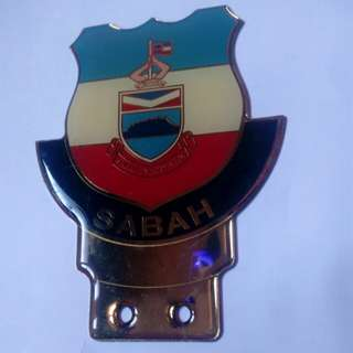 Sabah Emblem