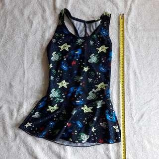 Girl's Ogival swimwear