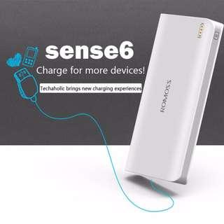 Romoss Sense 6 20000mAh Powerbank