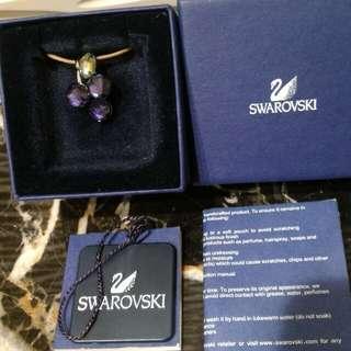 施華洛世奇水晶項鍊