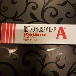 RETIN A 0.05% TRETINOIN CREAM BASED Generic