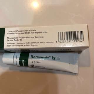 Dermovate Skin Cream