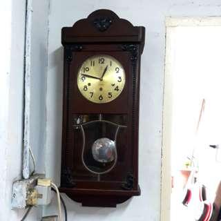 JUNGHAN Flensburg. Pendulum clock.