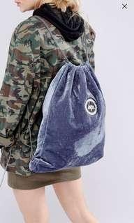 Hype 絨面繩索袋