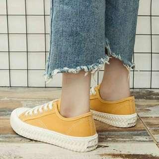 餅乾鞋(黃色)