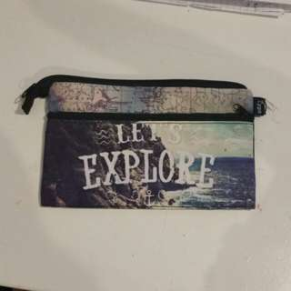 Brand New!! Pencil Case (Typo)