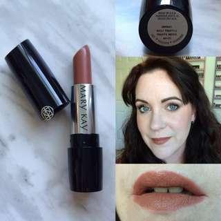 Mary Kay Gel Semi Matte Lipstick - Rich Truffle