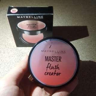 Maybelline master flush creator