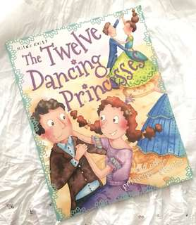 Charity Sale! The Twelve Dancing Princesses by Miles Kelly