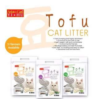 Aristo cats Tofu Litter 6L