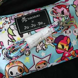 🌟BN Jujube Unikiki 2.0 Strap for use with Be Set, be quick or Itty-bitty (sale or trades with lucky star dreamworld tokidoki hello perky items)